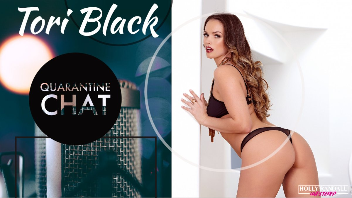 So excited to have one of my most popular guests, @misstoriblack on a new episode of #QuarantineChat this Thursday! Make sure you subscribe to my YouTube Channel so you're notified the minute we're on-- see you LIVE at 5pm PST/8pm EST!