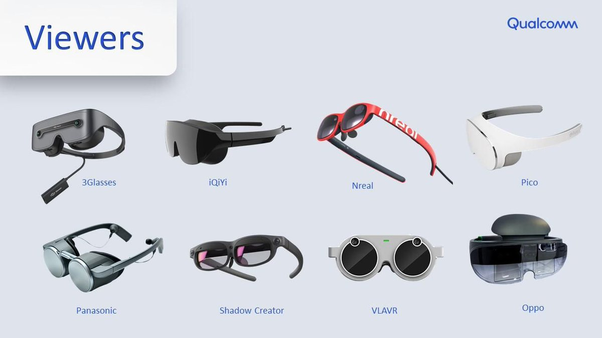 Phone-connected 5G #VR / #AR headsets are still on track for 2020, says Qualcomm