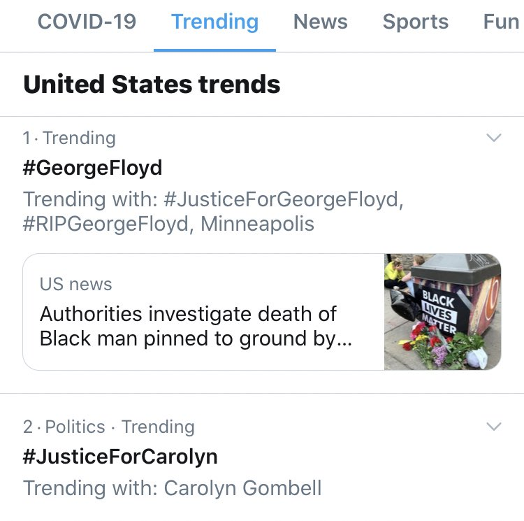 Twitter is allowing a far-left disinformation campaign to trend #2 on its platform