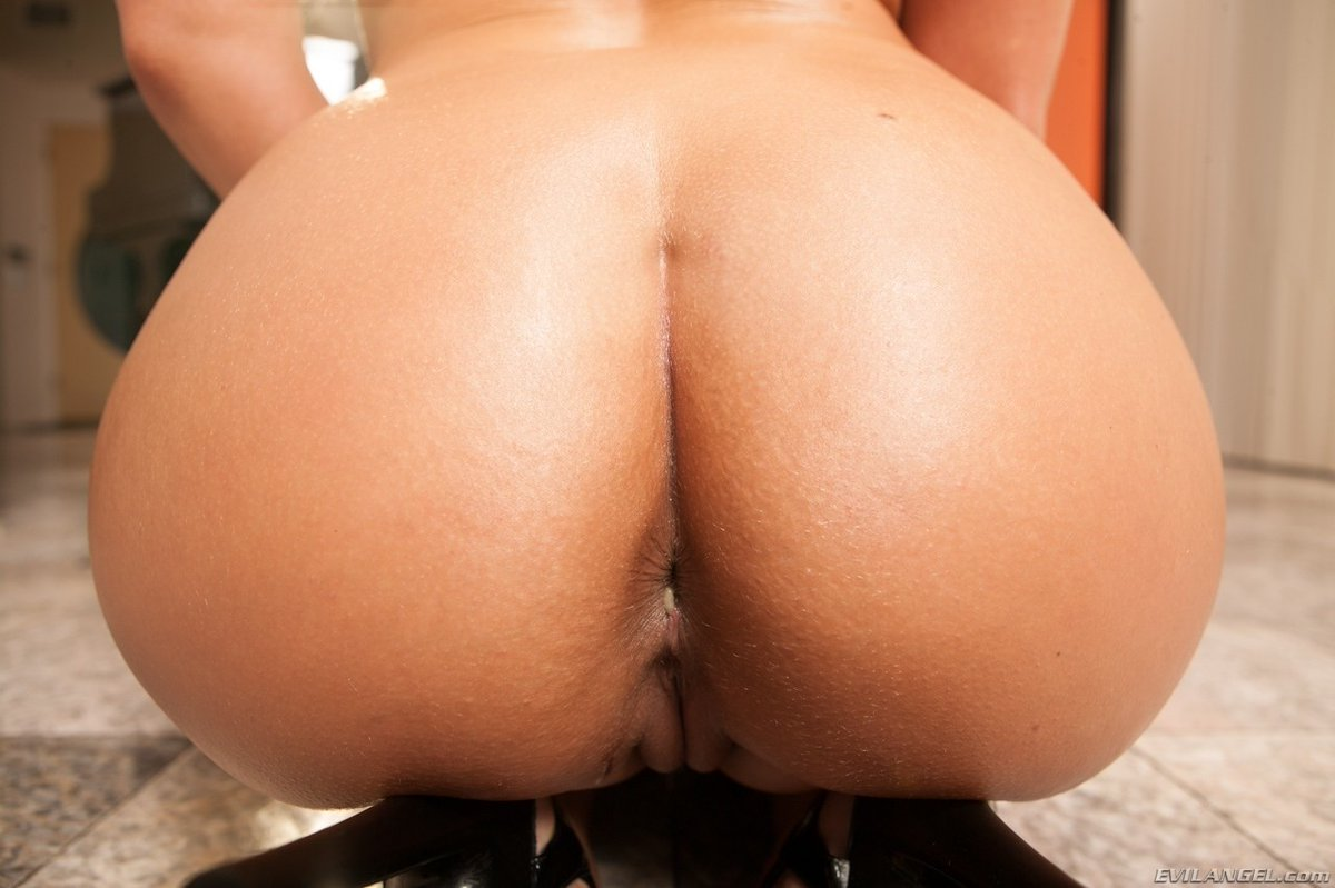 Would you   a) grab  b) spank c) kiss  d) lick  e) fuck  f) all the above