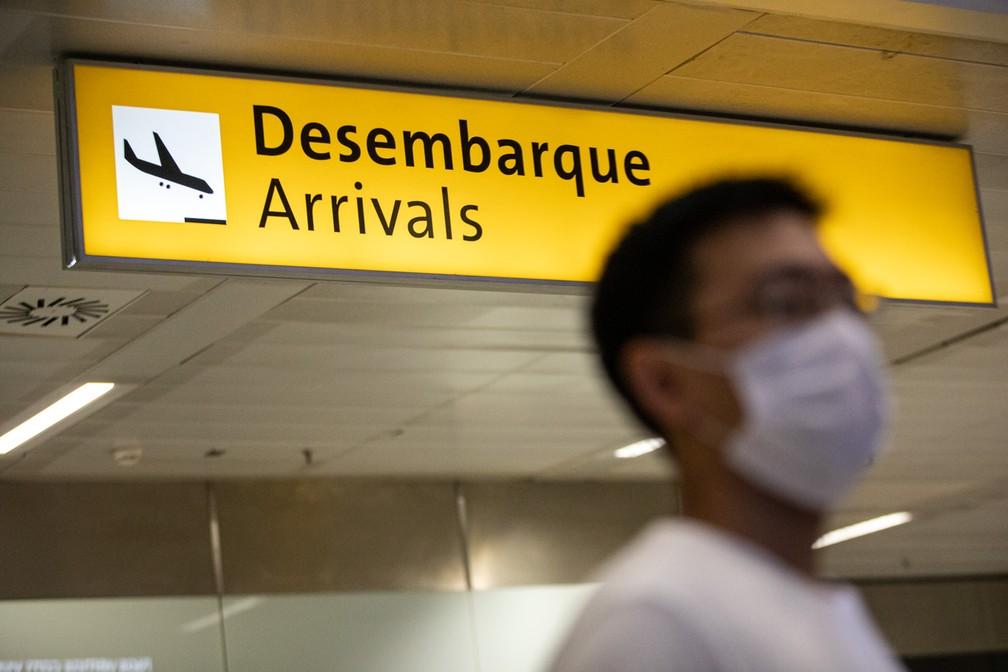 #Fronteiras - Governo prorroga por mais 30 dias restrição da entrada de estrangeiros no Brasil  #G1