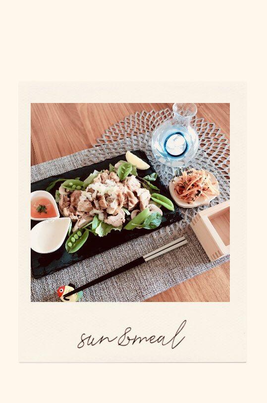 test ツイッターメディア - 今日は忙しかったので圧力鍋でちゃちゃっと鶏&キャロットラペの簡単おつまみです。SUN&MEALさんの食材は新鮮で美味しいっ♡さくら市仙禽酒造さんの日本酒と頂きます。🍶  TORISEI :宇都宮市下川俣135-35 028-661-1469  #宇都宮テイクアウト #宇都宮市 #栃木SC  #喜連川温泉観光大使 #仙禽酒造 https://t.co/rbqkgrwuGh
