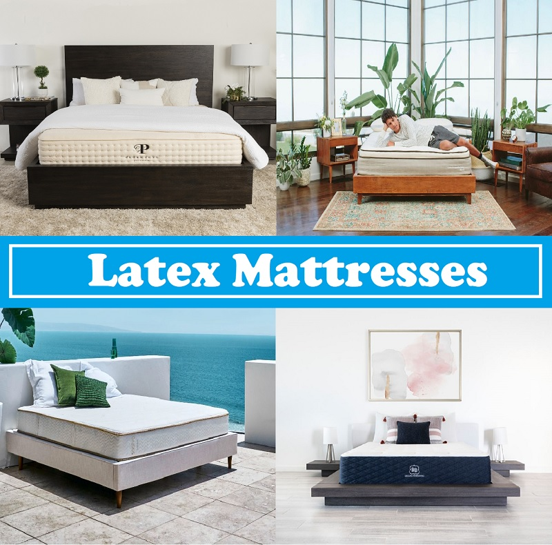 Best Latex Mattresses 2020: Reviews & Buying Guide...