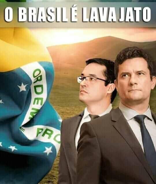 Moro é o cara quem dera tivéssemos mais Brasileiros como Moro e Deltan.   #MoroOrgulhoDoBrasil
