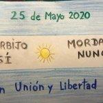 RT @herlombardi: Feliz Día de la Patria! #BarbijoSíMordazaNunca https://t.co/MzX5oeaNnd