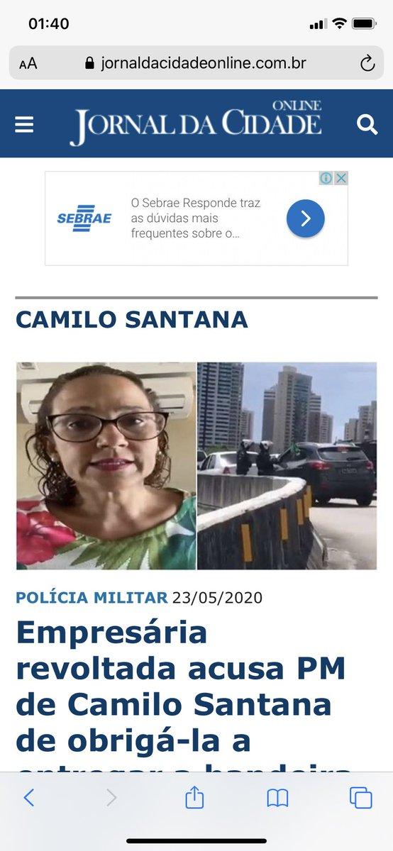 Olá @sebrae, tudo bem? A missão de fomentar o empreendedorismo no país é louvável, mas não acho interessante divulgar seus anúncios em sites que promovem a desinformação e discursos de ódio. Pls BLOQUEIEM ✊🏽 #SleepingGiantsBrasil