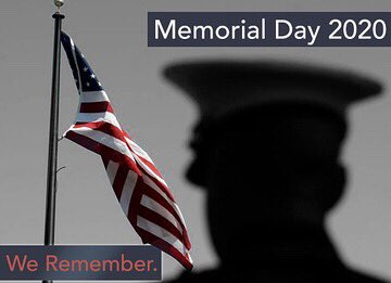 At a time when we're seeing acts of selfless service, both big and small, everywhere we look, today we pause to remember all of the heroes who made the ultimate sacrifice fighting for our nation. #MemorialDay