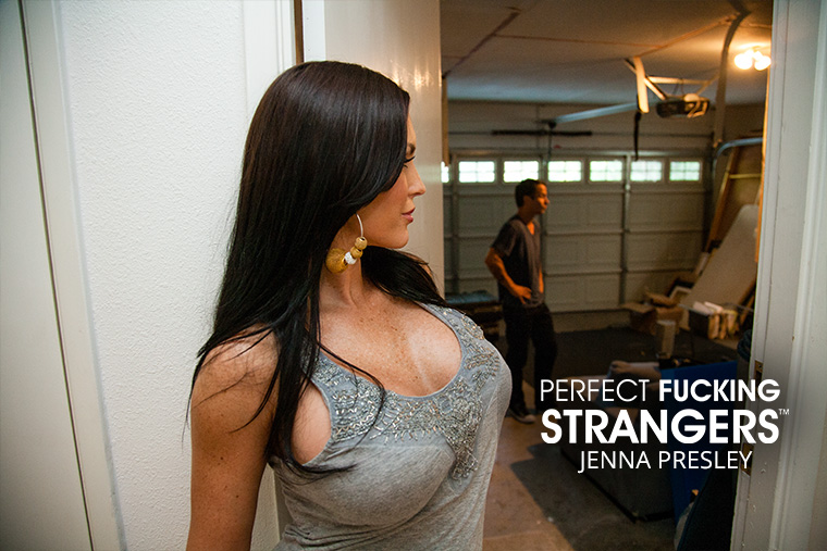Always accept a request to help move furniture. #JennaPresley shows why in #PerfectFuckingStrangers, TODAY!