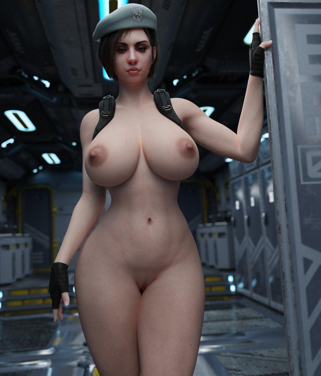 What a body you have Jill >:)   Model : @Rigid3D