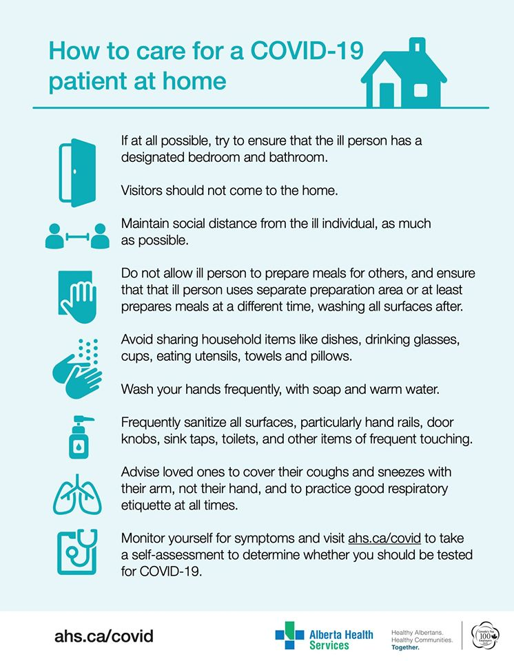 Not all cases of #COVID19 require hospitalization. Many cases are mild and can be dealt with at home. If you're caring for a COVID patient at home, there are steps you can take to protect yourself. https://t.co/5tGsI70YFg
