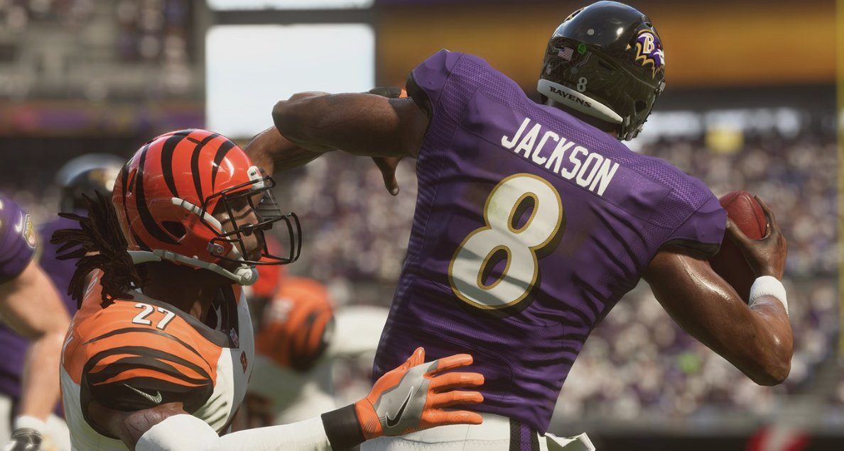 EA will remain the exclusive developer for all NFL simulation games for years to come