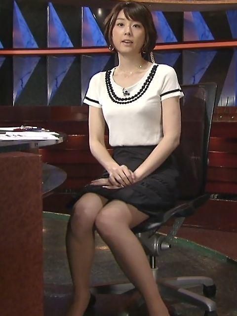 test ツイッターメディア - 秋元優里アナのミニスカエロ画像! #秋元優里 #女子アナ https://t.co/DBEUGqCrja