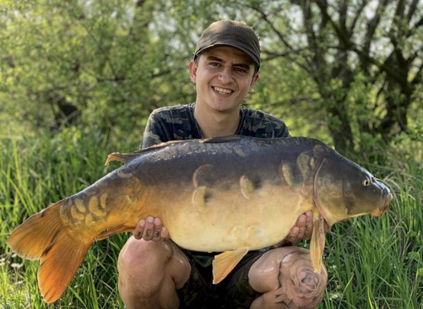 Big shout to Lewis Edwards for this absolute banger!! <b>💪🏻🎣</b> @TheCARPbible   #Carp #Car