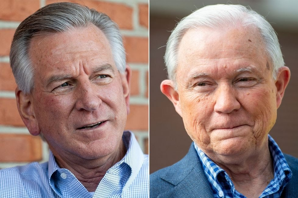 Jeff Sessions Issues Debate Challenge to Tommy Tuberville Jeff Sessions write a letter to Tommy Tuberville challenging him to a debate
