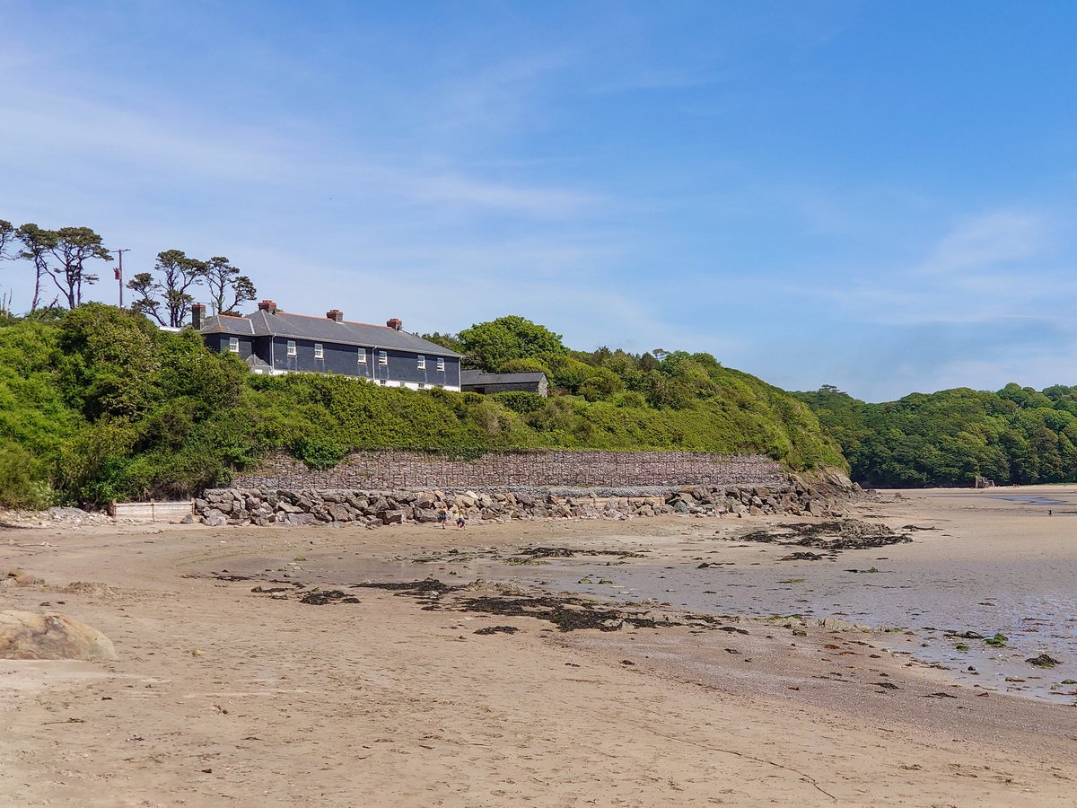 test Twitter Media - Mothecombe Beach, part of the Flete Estate, is a glorious location in an area of outstanding natural beauty. Wonwell Beach, on the far side of the estuary, separated by the River Erme is equally outstanding but harder to reach.  #SouthDevon #Mothecombe #Wonwell #Beach https://t.co/9nXJfJWxMQ