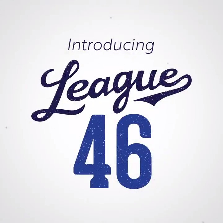 Folks, today we're launching #League46⚾️ — a next generation coalition ready to make Donald Trump a one-term president. We've got unlimited capacity to create change — and together, we're going to transform this country.  Join today: