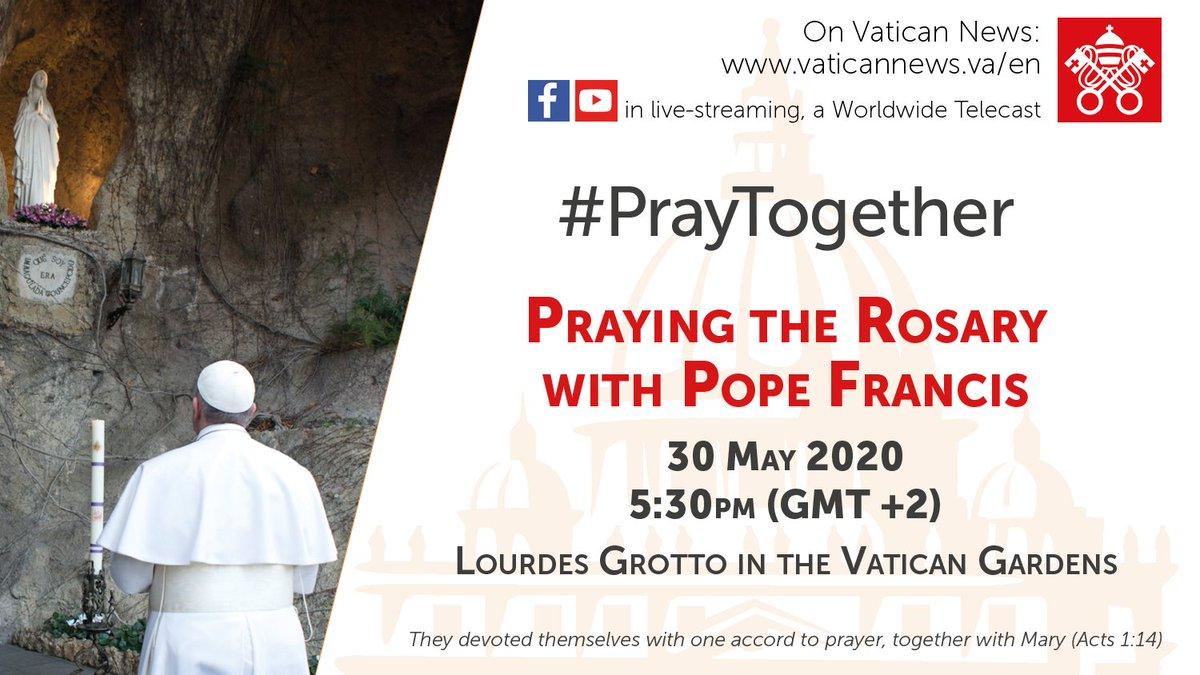 test Twitter Media - #PrayTogether https://t.co/aI2CBptvg0