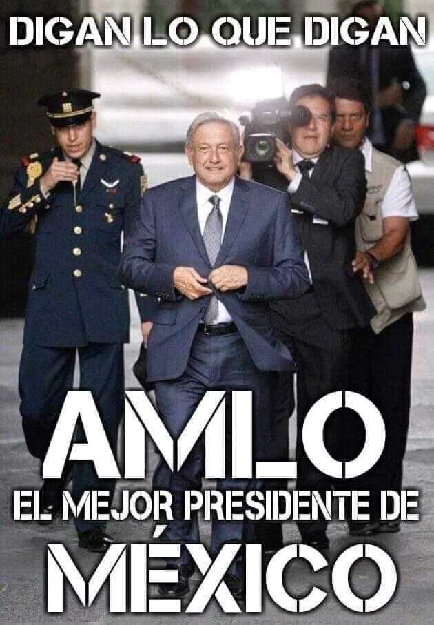 @Betty_Couder @guilbert_ga @lopezobrador_ #AmloElMejorPresidenteDelMundo