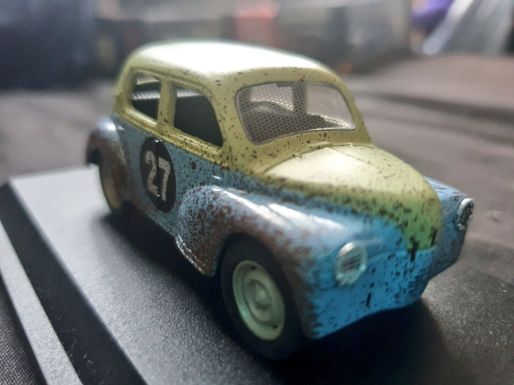 test ツイッターメディア - And just for fun a Renault 4CV Rallycross car xxx https://t.co/TY4FMWhaCl