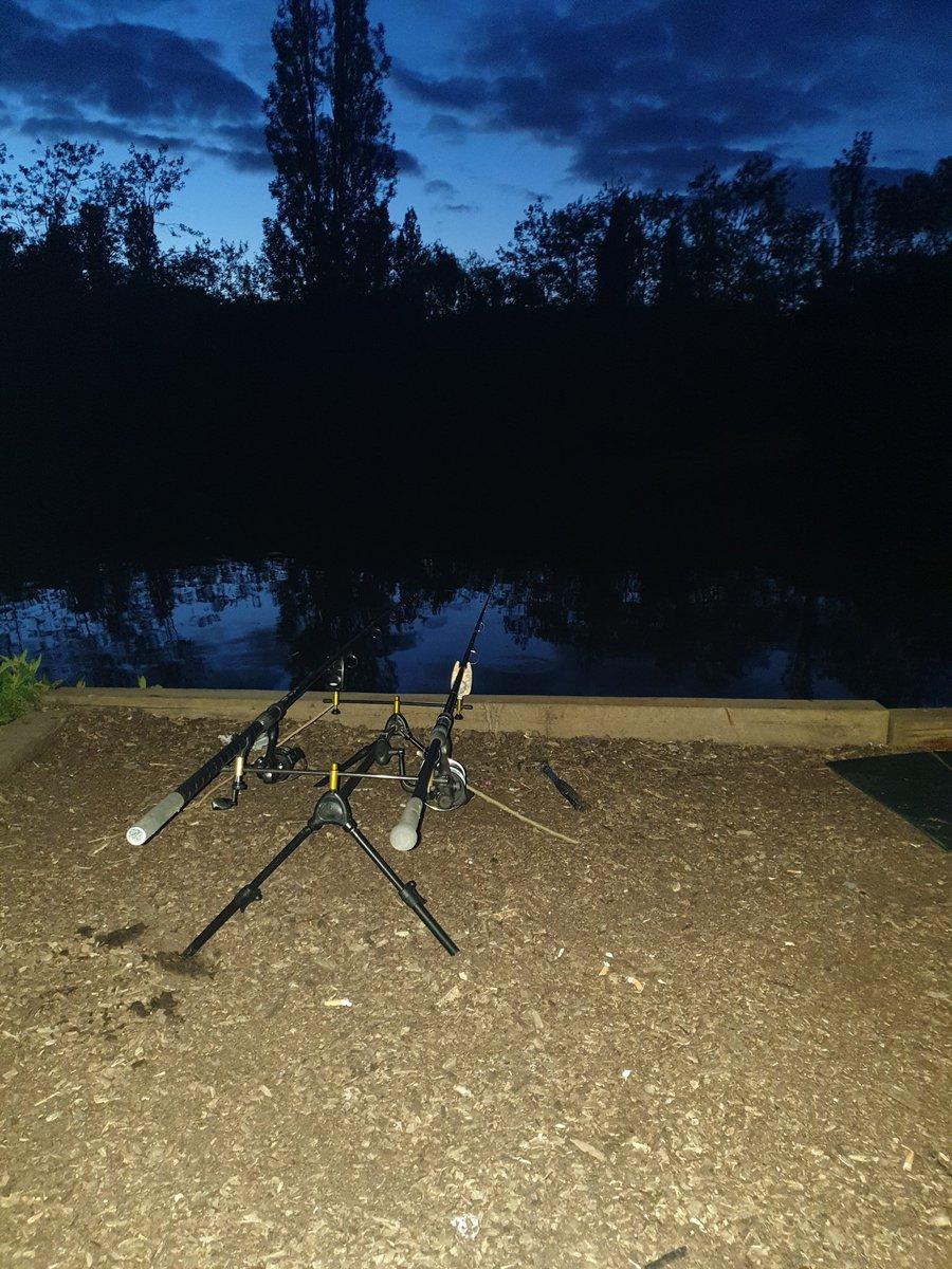 All set up for the <b>Night</b>. #carpfishing #<b>Night</b>fish https://t.co/aQXBd7rolF