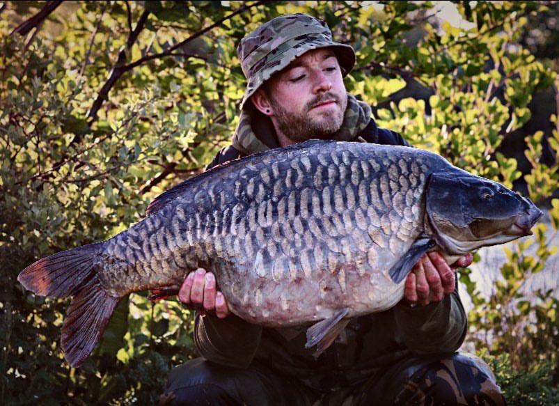 Big <b>Shout</b> to Dave Bell for this absolute banger!!! 💪🏻🎣 @TheCARPbible  #Carp #CarpFis