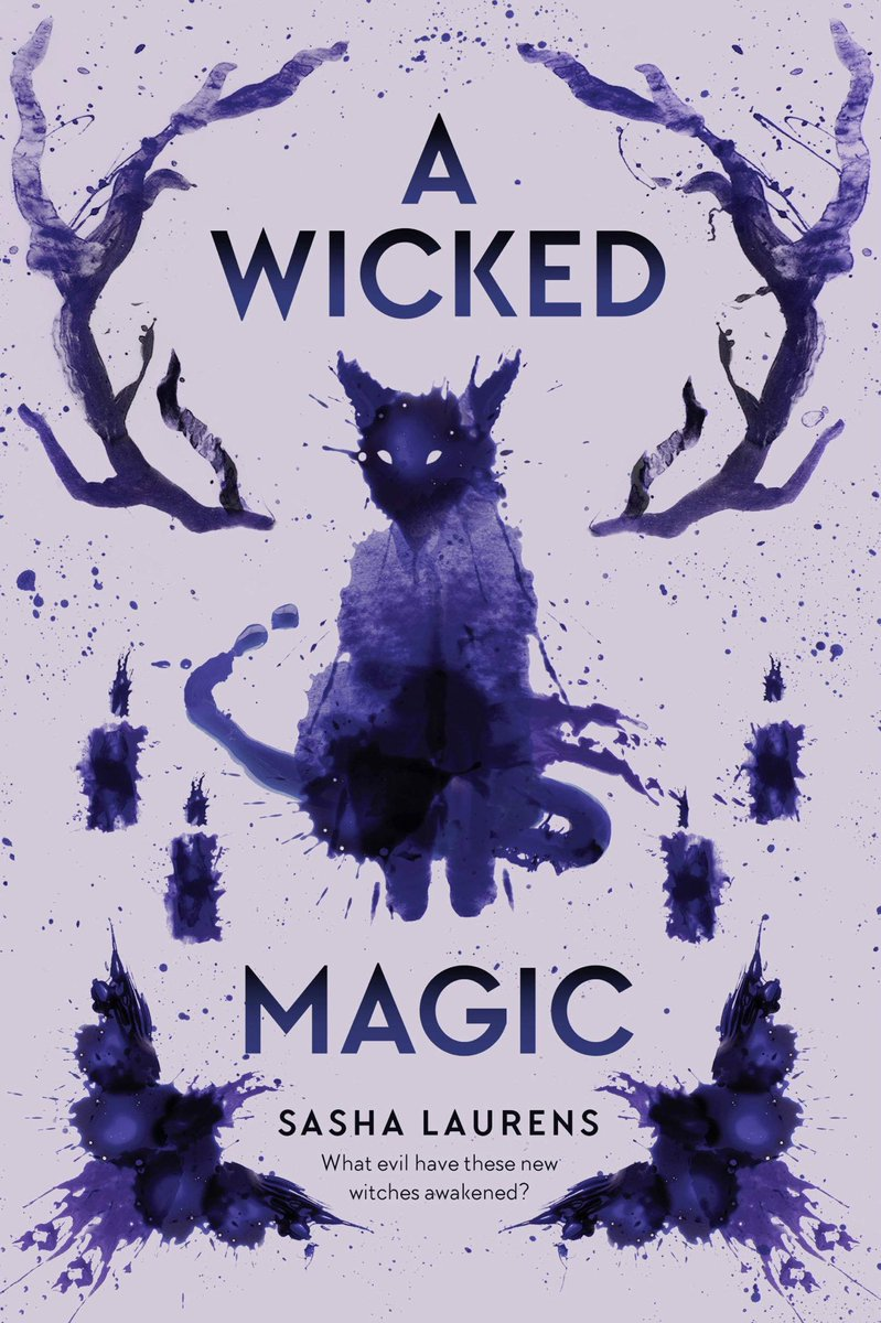 🐈 A WICKED MAGIC GIVEAWAY 🐈  Want to win a preorder WICKED MAGIC by @sasha_laurens?  To enter: Like/RT/Follow (Sasha & I) Open intl Winner chosen on 6/20/20!  #Giveaway #awickedmagic