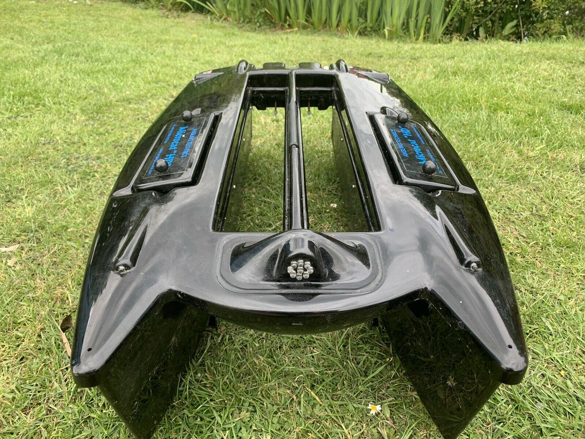 Ad - Angling Technics Microcat HD Bait Boat  On eBay here -->> https://t.co/EwMKaZdcN0  #carpf