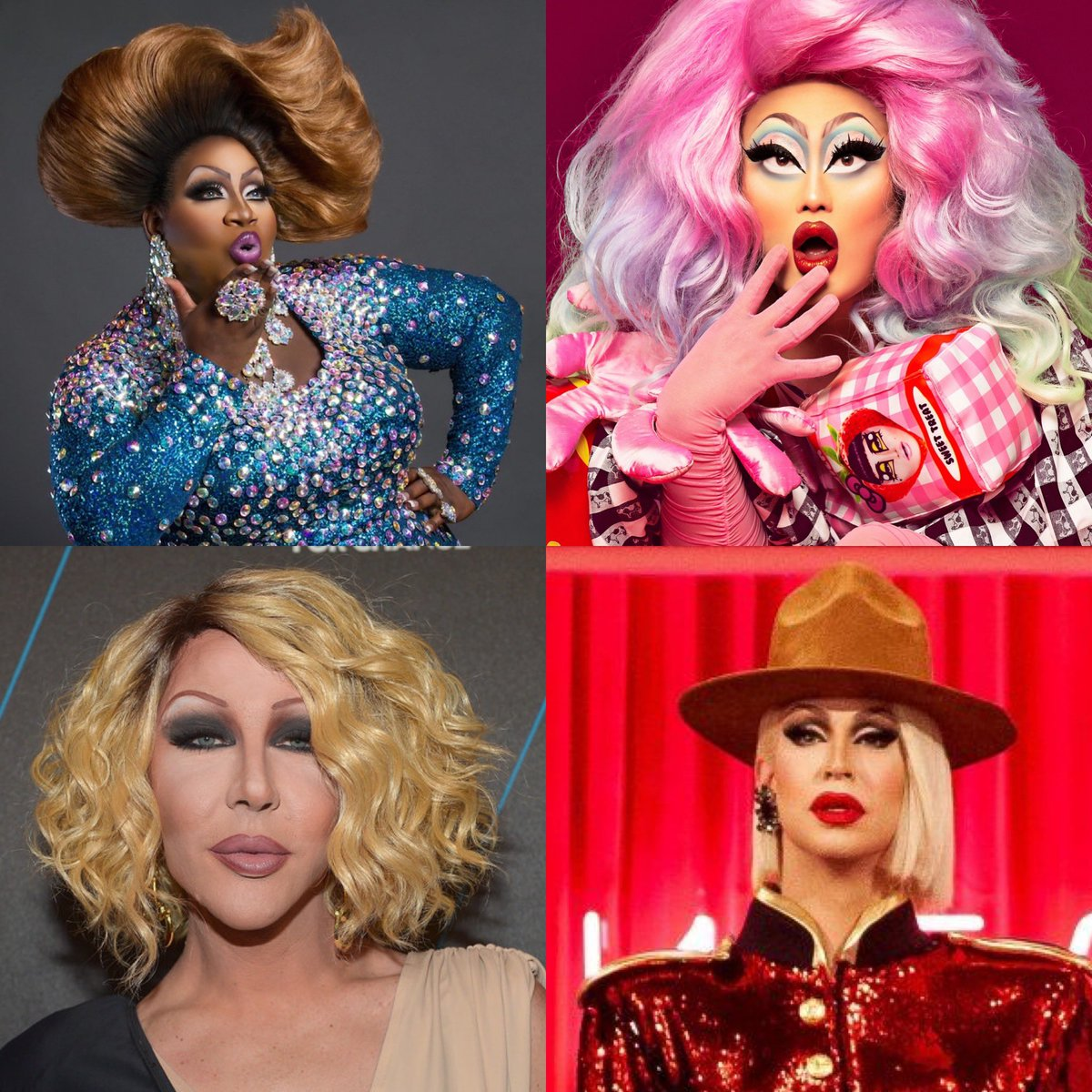 Ok @OriginalFunko @WorldOfWonder @HotTopic here is set #2 of queens we need @LatriceRoyale @KimChi_Chic @ChadMichaels1 @Bhytes1 Let's make it happen!