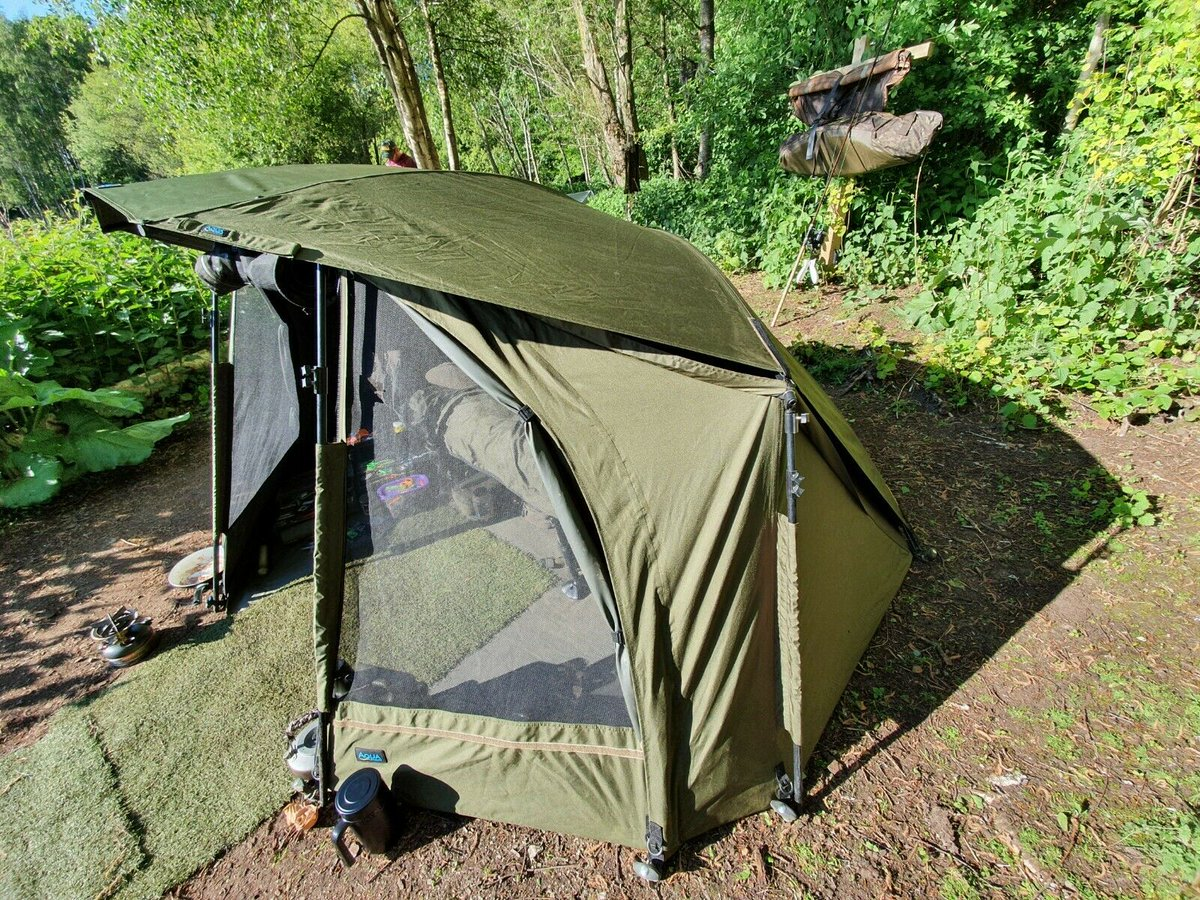 Ad - Aqua Pioneer 100 Bivvy With The Skull Cap On eBay here -->> https://t.co/aNDDFaORC7  #car