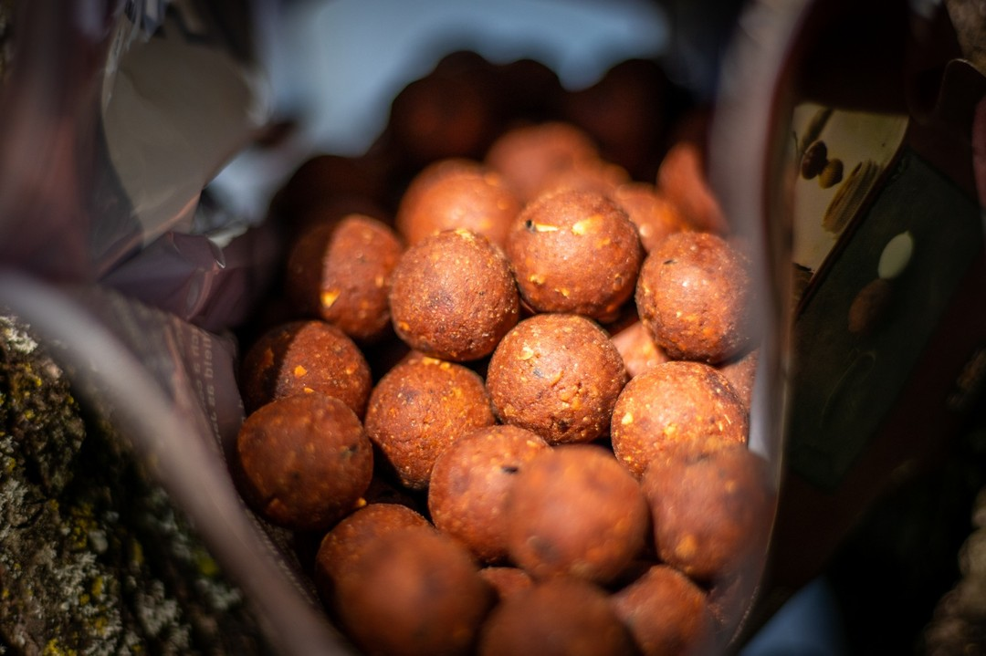 Beautifully crafted... #ComplexT #TheSource #TerryHearn #Boilies #CarpBait #carpfishing #carping #an