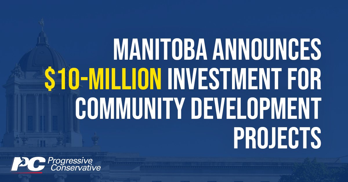 test Twitter Media - This will support 344 community development projects as part of restarting the provincial economy during the COVID-19 pandemic.   Learn more: https://t.co/yz7c9309Yk   #mbpoli #covid19 https://t.co/2wSyTNqnk1