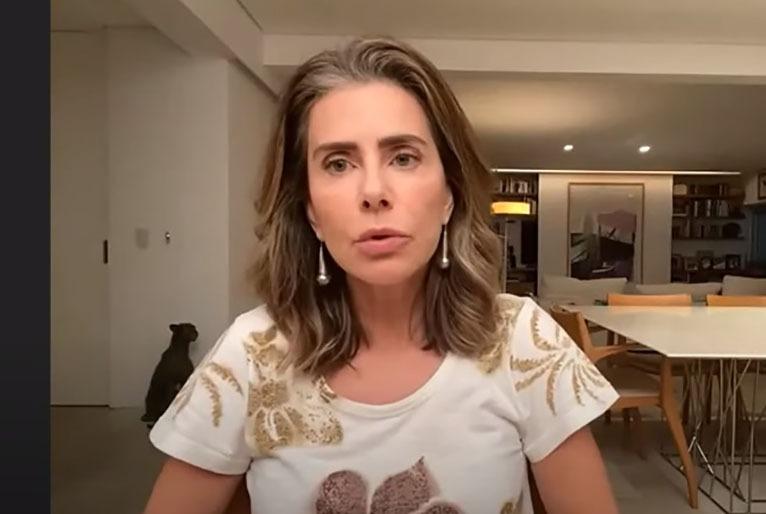 """""""[Bolsonaro] rege o país como se estivesse regendo uma padaria"""", diz Maitê Proença na #LivreNaLive, com @MarceloTas"""