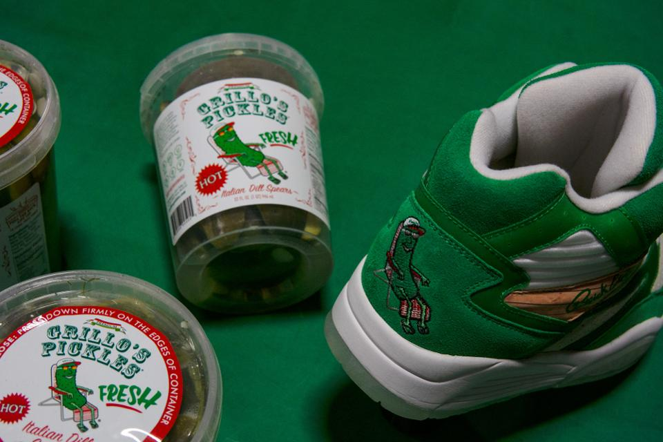 Running through some of the very best food x sneaker collaborations...