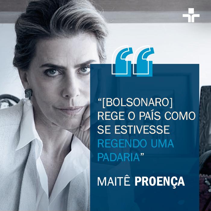 Ontem, Maitê Proença foi entrevistada por @MarceloTas na #LivreNaLive! Durante a conversa, a atriz falou sobre teatro, a polêmica envolvendo Regina Duarte e o governo Bolsonaro. Gostou? Assista a íntegra da entrevista no canal da TV Cultura no YouTube!