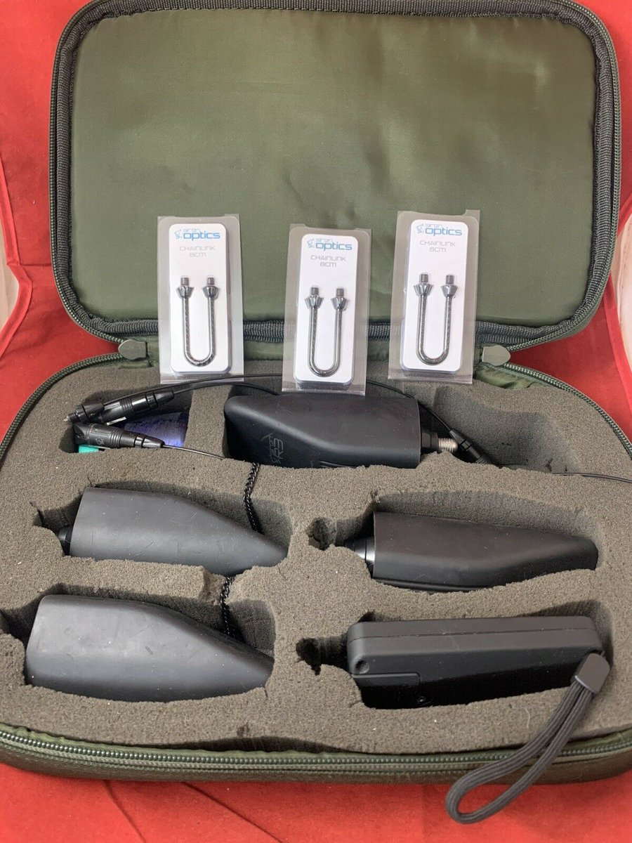 Ad - 4x <b>Nash</b> Siren R3 Nite Alarms In Carry Case On eBay here -->> https://t.co/vAmZ355K