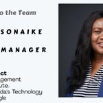 Please join us in welcoming Naomi Osonaike as our new Content Manager. #volunteer https://t.co/zJq2JgedxJ