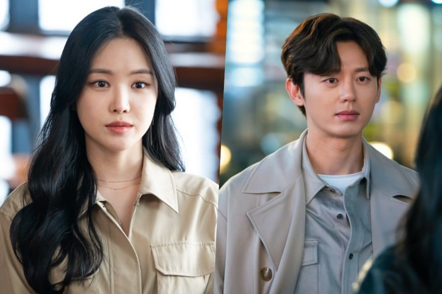 #Apink's Son Naeun and Lee Ji Hoon Are Heartbreakers In Upcoming Drama #DinnerMate