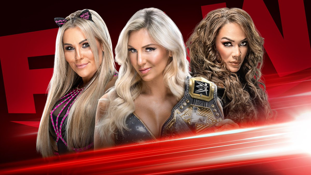 Nia Jax, Charlotte Flair, and Natalya battle for the right to challenge Asuka at WWE Backlash