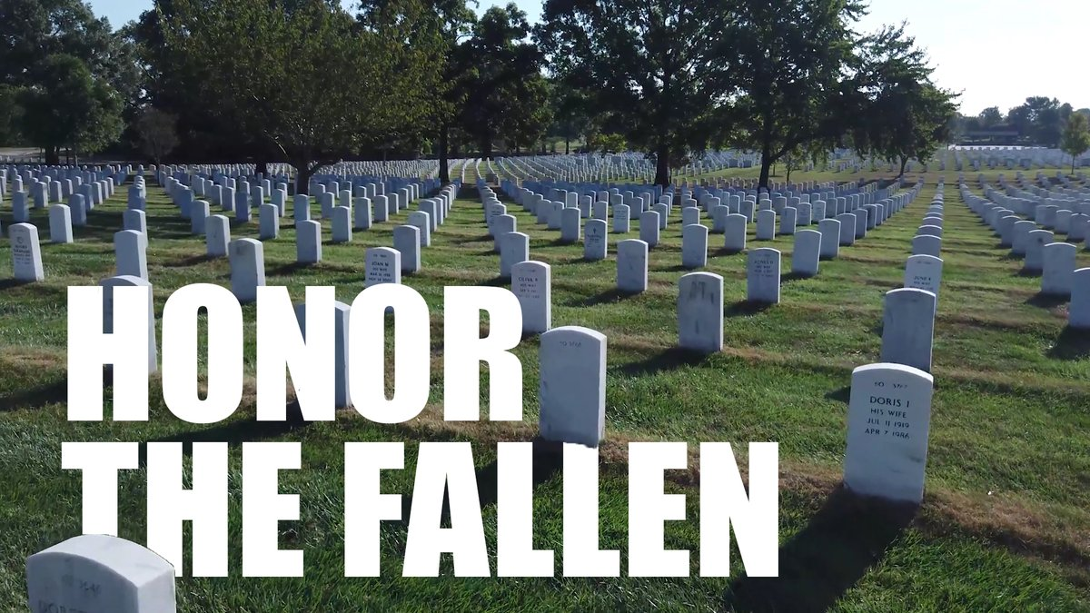 Although time may separate us from the past and social distancing separates us physically in the present, we are united by reverence to the warrior spirit that lives on. #MemorialDay