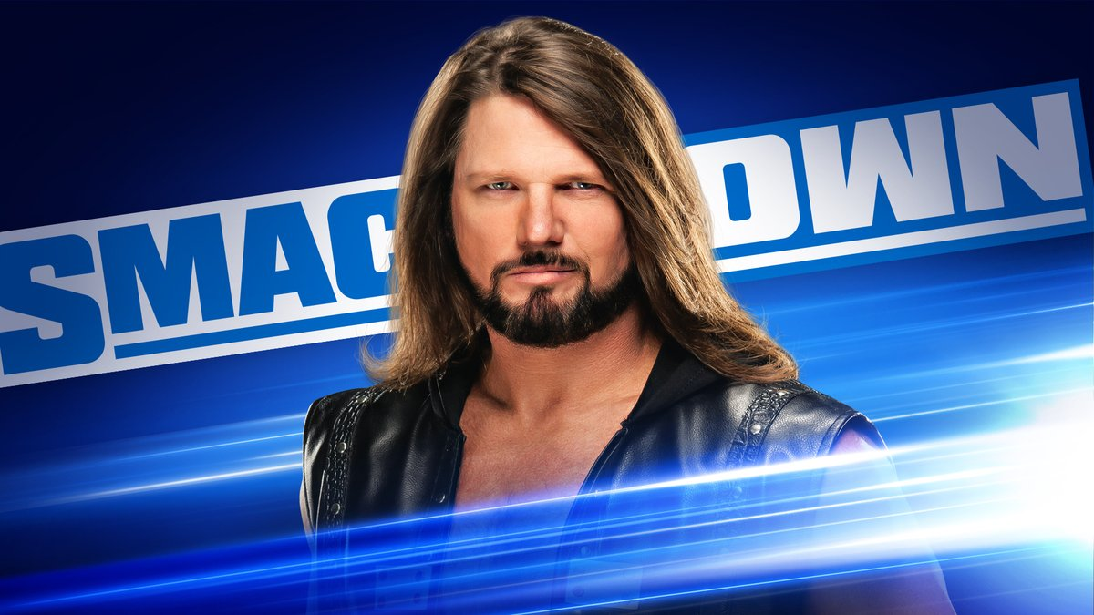 BREAKING NEWS: @AJStylesOrg has been traded to #SmackDown for future considerations.