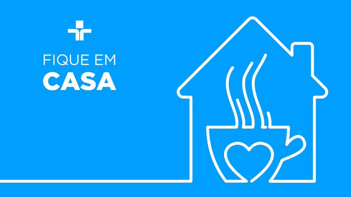 Domingou! Hoje é o Dia Nacional do Café e de ficar em casa. Cuide de você e de sua família, sempre. ☕🏠