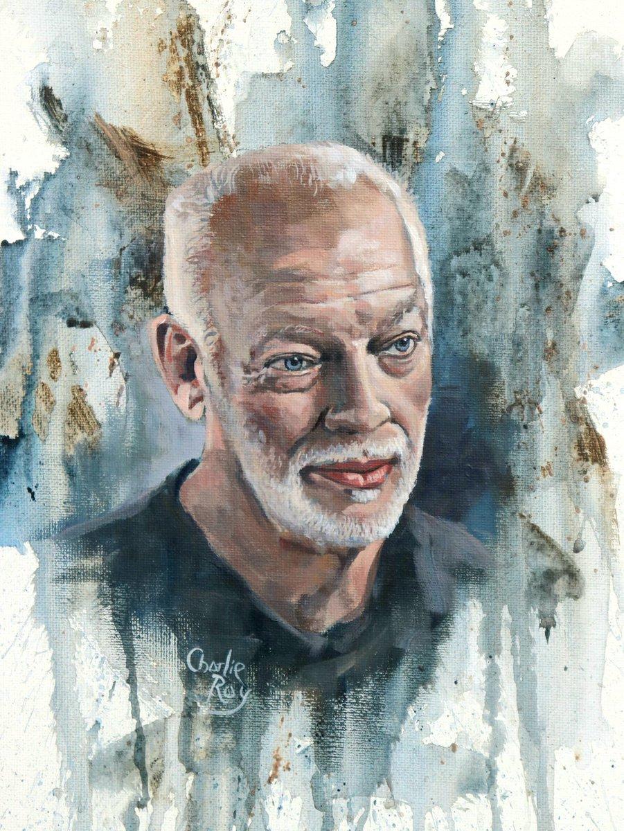 David Gilmour Artwork