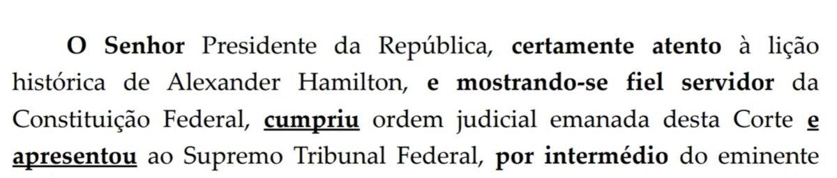 Vocês sabem o que significa a expressão tirar um sarro? Exatamente isso daqui:  @GabrielaPrioli e @augustodeAB ... qual a chance do mandatário saber quem é Alexander Hamilton?