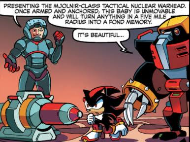 @FroloFrankie What I loved about this version of Omega is his fascination and love with anything that destroys