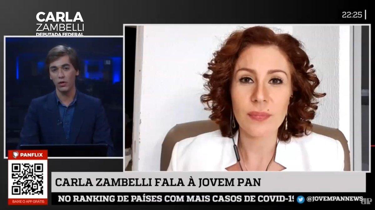 Entrevista à @JovemPanNews, em 22/05/20, sobre a divulgação do vídeo da reunião ministerial.