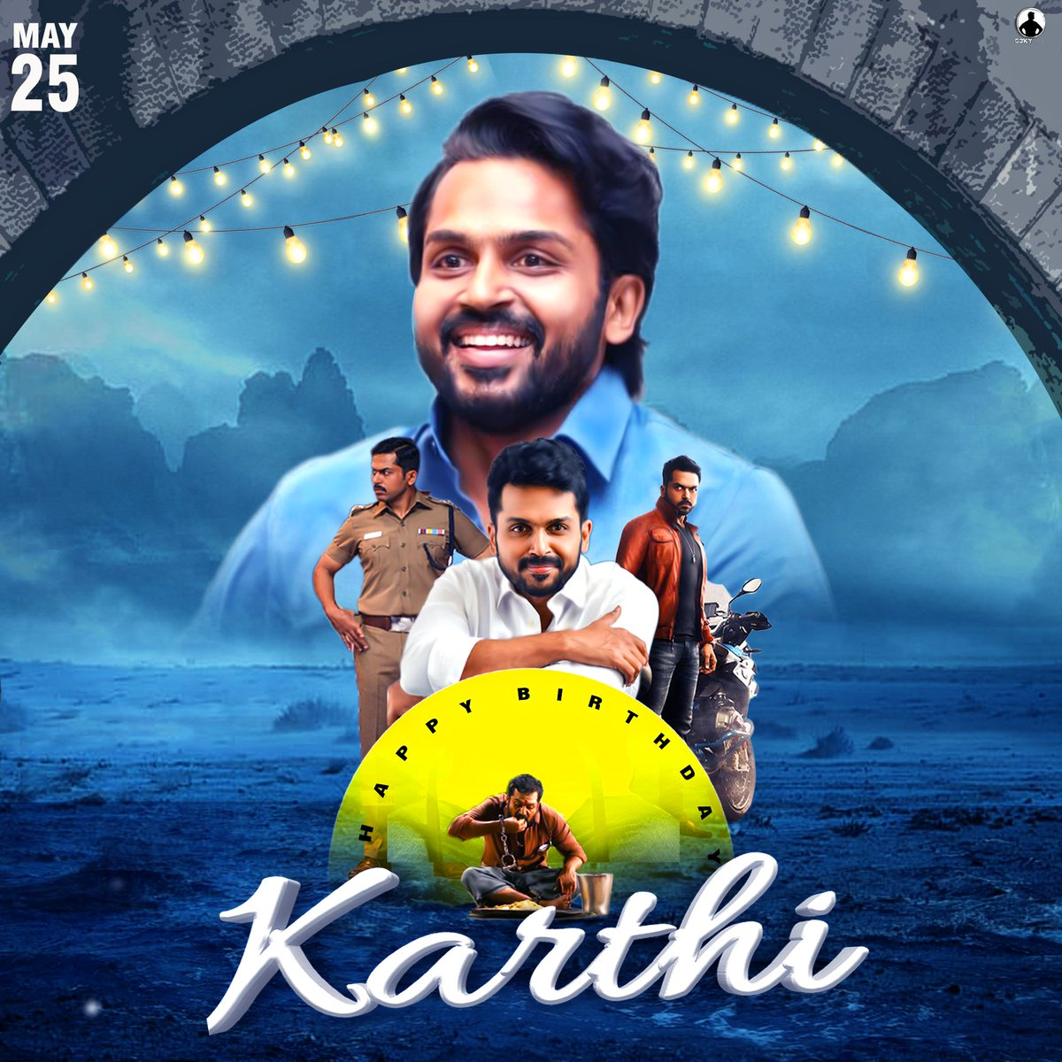 😍Happy to launch Special Design to Trend the celebrations of Actor @Karthi_Offl Birthday tomorrow   design by @53kyCreation👌  Hd Link ➡️   #HappyBirthdayKarthi  @Karthi_AIFC @KarthiFans_24x7 @KarthiFans_Page @KarthiFansTrend @KarthiFansArmy @prabhu_sr