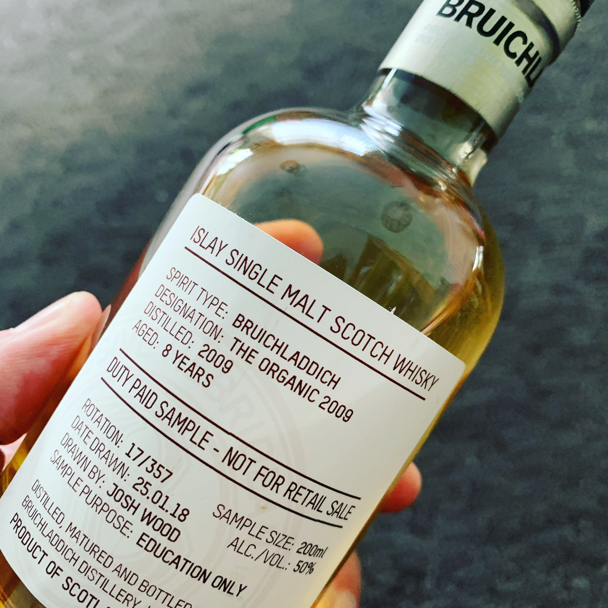 Happy @Bruichladdich day #feisile2020 https://t.co/lkQiQFZBOU