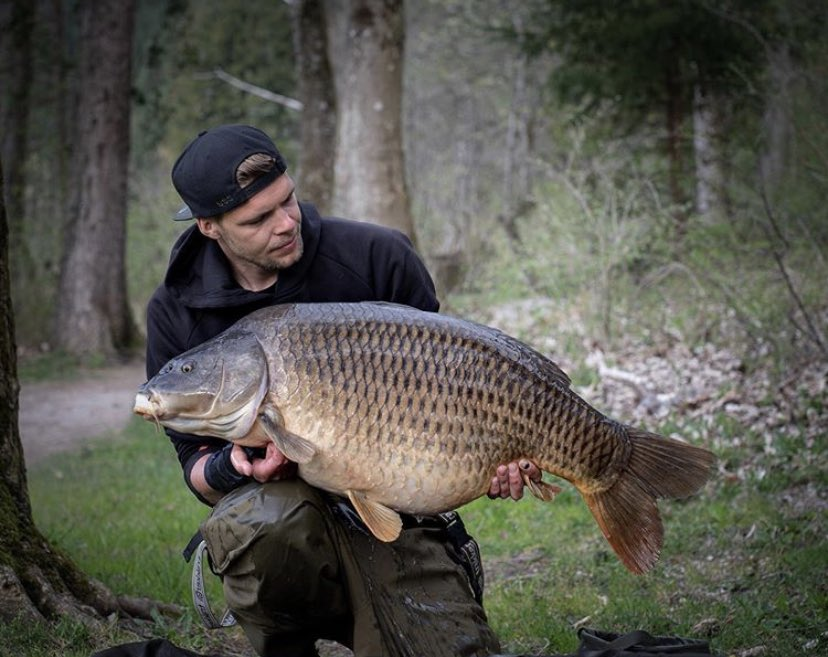 Lovely common this from that man Patrick Schiestl  💪🏻🎣   @TheCARPbible   #Carp #CarpFishing