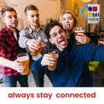 always stay connected  #blivale #internet #freeroaming #travel #business #voip https://t.co/2GAmESctZQ