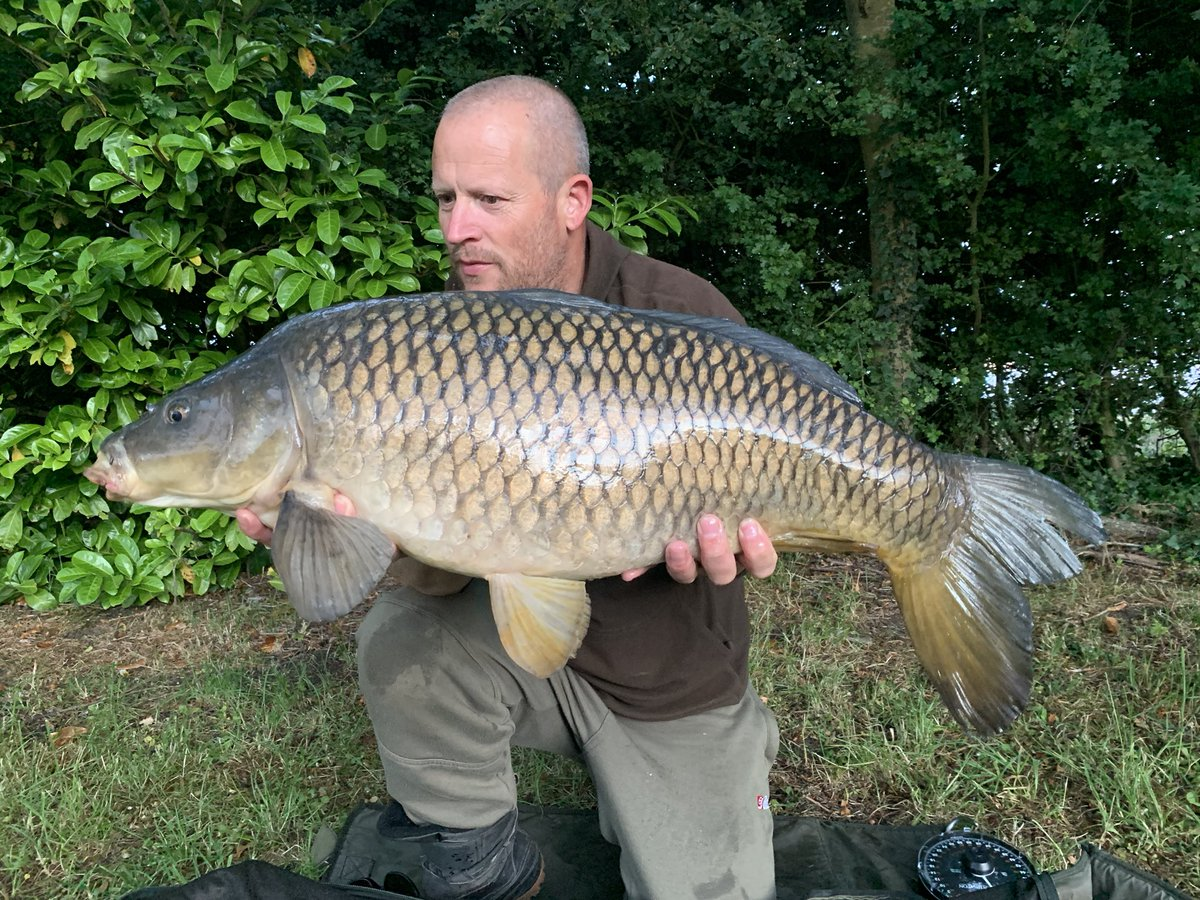 Great fishing with @<b>Lucky</b>13carper. Cannot wait to go again soon. #TheBugsBack #CarpFishing #S
